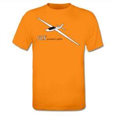 http://aeroshirts.ch - Fox Shirt orange CHF 25.00 #tshirt