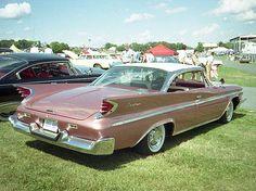 1960 DeSoto Adventurer. Looked like a factory built Custom Show Car!