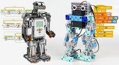 Lego, Speechi, Artec et moi : comment nous avons conçu nos robots pédagogiques