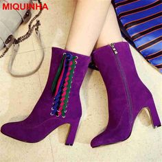 Men colorful boots Pointed Toe Metal Tip decoration Men's