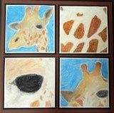 Artsonia Art Exhibit :: Four Views of an Animal