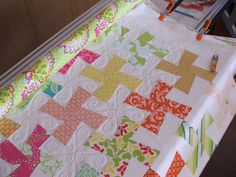 Mount Vincent Quilts: WIP Wednesday...