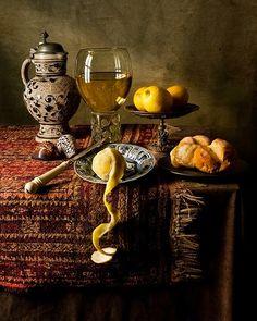 Виллем Кальф (1619-1693) Голландский Золотой век художник ~ Блог художественной поклонника
