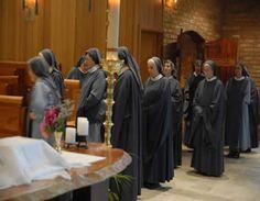 benidictine nuns habbit   Benedictine contemplative nuns   Habits