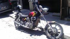 My custom vn 750