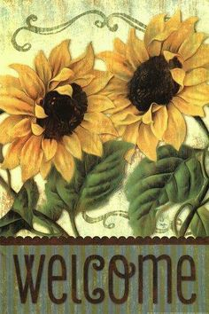Admittedly the right piece of sunflower home decoration can really give a room a fantastic focal point. Essentially your friends and family will immediately notice these cute, adorable and bold sunflower home decor accents. Decoupage, Framed Art Prints, Fine Art Prints, Sunflower Home Decor, Sunflower Canvas, Sunflowers And Daisies, Art Vintage, Tole Painting, Mellow Yellow