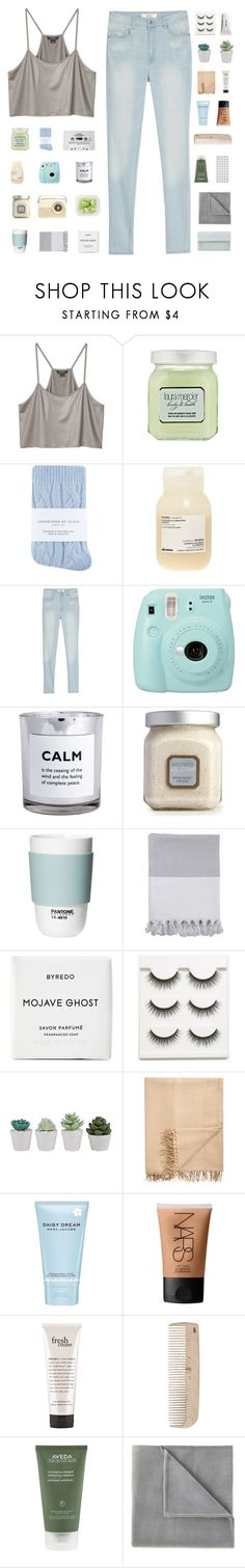 """❀ like to join taglist"" by friendly-fires ❤ liked on Polyvore featuring Monki, Laura Mercier, Johnstons, Davines, MANGO, Fujifilm, H&M, Pantone, Nine Space and Byredo"