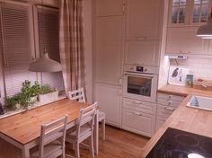 Zdjęcie nr 2 w galerii Biała kuchnia z Ikei – Deccoria.pl