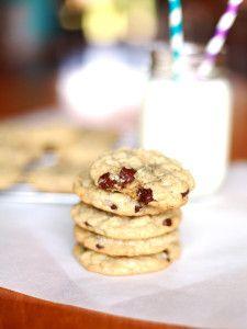 oatmeal chocolate chip cookies :)