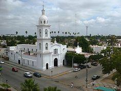 Parroquia Sagrado Corazon De Jesus Los Mochis, Sinaloa, Mexico