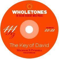 Wholetones: A Healing Frequencies Music Project by Michael Tyrrell.