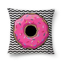 Almofada Donut de @mozy | Colab55