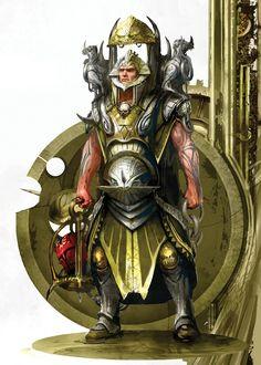 [art] Эра Зигмара – 131 фотография Warhammer Aos, Warhammer Fantasy, Warhammer 40000, Fantasy Concept Art, Fantasy Artwork, Book Characters, Fantasy Characters, Character Concept, Character Art