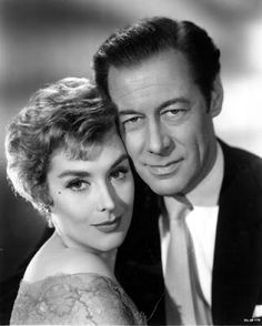 "Vintage Glamour Girls: Kay Kendall & Rex Harrison in "" The Constant Husba..."