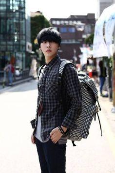 Korean Guys Style and Fashion