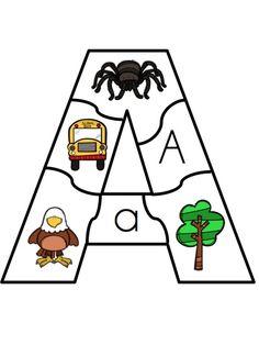 Les idées de Mme Roxane!: Jeu pour travailler l'alphabet