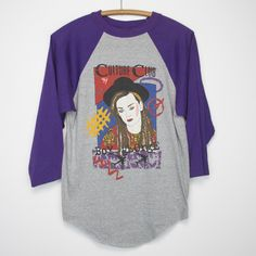 1984 Culture Club Boy George Shirt