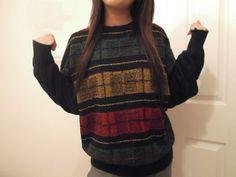 gotta love baggy sweaters