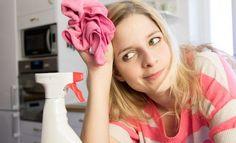 Este artículo trata precisamente de eso, cosas que se nos olvidan, pero que definitivamente necesitamos limpiar en nuestra casa.