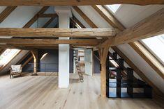 Farmhouse Renovation / Buero Philipp Moeller – nowoczesna STODOŁA | wnętrza & DESIGN | projekty DOMÓW | dom STODOŁA