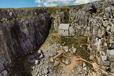 St Govan's Church - 30 stunning pictures of Wales as you've never seen it before - Wales Online
