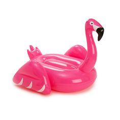 The Flamingo - One FUNBOY pool toy provides 1 person with 100 days of clean drinking water in the developing world.