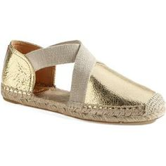 sparkly espadrilles for the super-casual bride // @Nordstrom