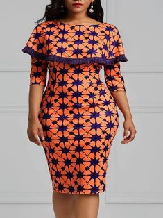 Short Ankara Gown Styles That Are Currently Trending African Dresses For Kids, Latest African Fashion Dresses, African Dresses For Women, African Print Fashion, African Attire, Africa Fashion, African Print Dress Designs, Traditional African Clothing, Mode Outfits