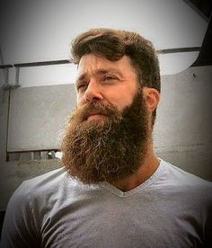 Epic Beard, Gay Beard, Beard No Mustache, Different Beard Styles, Long Beard Styles, Hair And Beard Styles, Great Beards, Awesome Beards, Beards