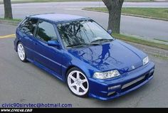 EF Civic 4th gen