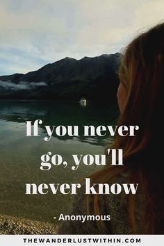 Dreaming of traveling the world as a solo traveler and trying to gather up the courage to do it? Here are 40 inspiring solo travel quotes to inspire you to travel alone Funny Travel Quotes, Solo Travel Quotes, Travel Words, Quote Travel, Quotes About Travel, Travel The World Quotes, Adventure Quotes Outdoor, Quotes About Adventure, Nature Quotes Adventure
