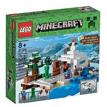 "LEGO Minecraft The Snow Hideout (21120) - LEGO - Toys""R""Us"