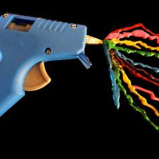 10 Genius Things To Do With A Glue Gun