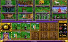 Heroes of Might and Magic screenshot