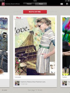 Приложение за iPad превръща всеки в моден редактор #novini #bazaart