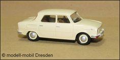 V&V-Nr.1374 SKODA S100 CSSR 1969 Farbe:hellelfenbein