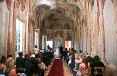 Park Hotel Villa Grazioli. Frascati. built in the 16th century architect Domenico Fontana. Now used for weddings.