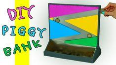 Easy DIY crafts ideas | How to make piggy bank | DIY piggy bank | Julia DIY