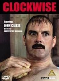 Clockwise is a 1986 British comedy film starring John Cleese.