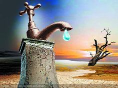 India in grip of severe water crisis