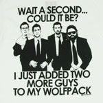 The Hangover. One of my favorite movies! Haha