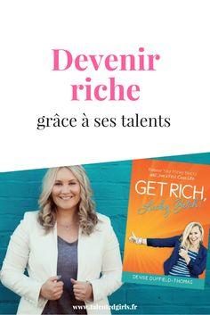 Devenez riche grâce à vos talents avec mes conseils lecture du mois ! ⎟  Talented Girls 4c8a8b75bbb2