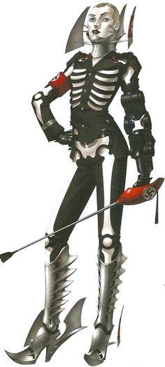 Hakke Margaret - Kazuma Kaneko Design