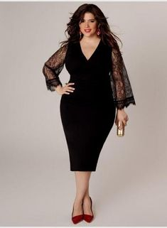 d6e6ddedfb26 Little Black Dress. Σύνολα Για ΕύσωμουςΔαντελωτά ΦορέματαΣτενά ...