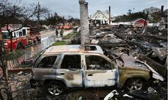 Hurricane Sandy damaged vehicles ~ Hurricane Sandy's toll: 15,000 cars and counting >~:> http://awe.sm/j9MnB