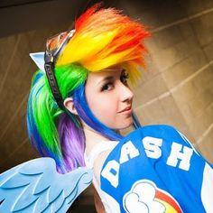 Rainbow dash equestria girls cosplay dating