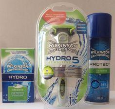 Beim Wilkinson #Hydro5 Sensitive Gewinnspiel mitmachen und 1 von 5 Wilkinson Hydro 5 Sensitive-Sets gewinnen