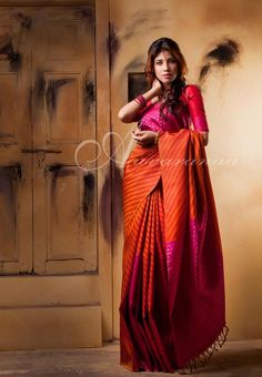 Kancheepuram silk saree - beautiful