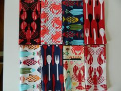 Would love to make napkins for my clam bake Seafood Party, Seafood Bake, Clambake Party, Low Country Boil, Event Themes, Supper Club, Summer Parties, Clams, Nantucket