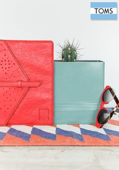 The brighter the accessories the better. With every accessory you purchase TOMS will help someone in need.